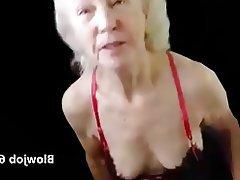 Granny, Mature, Blowjob