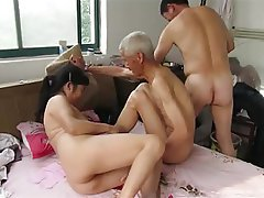 Amateur, Asian, Granny, Mature