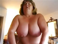 Amateur, BBW, Big Boobs, Granny
