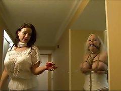 BBW, BDSM, Big Boobs, Bondage, Lingerie