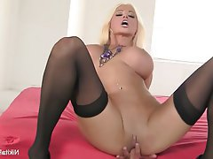 Big Boobs, Blonde, Masturbation, MILF, Pornstar