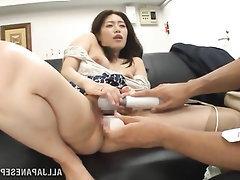 Asian, Blowjob, MILF, Panties, Secretary
