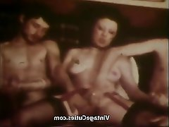 Vintage, Swinger, Blowjob, Big Boobs, Group Sex