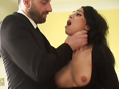 BDSM, British, Old and Young, Squirt