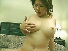 Blowjob, Asian, Big Boobs, Brunette, Hairy
