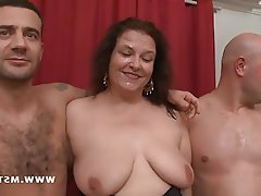 Amateur, Arab, BBW, French, Gangbang