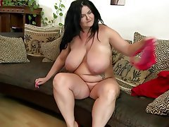 BBW, Granny, Mature, MILF, Big Boobs