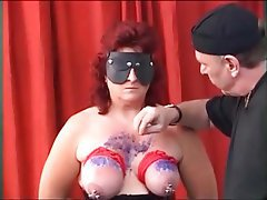 BDSM, Mature, MILF, Piercing, Stockings