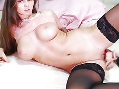 Amateur, Big Boobs, Orgasm, Webcam