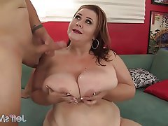 Bbws with huge tits sex