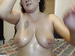 Amateur, Big Boobs, Masturbation, Mature, Squirt