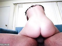 Amateur, Big Ass, Big Cock, Blowjob, Cumshot