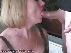 Amateur, Mature, Granny, Masturbation