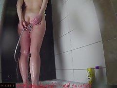 Amateur, Anal, German, MILF, Shower