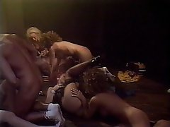 Blonde, Group Sex, Pornstar, Vintage