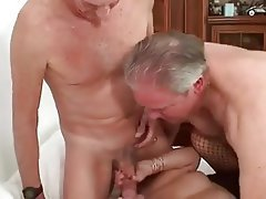 Mature bisexual threesomes