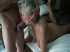 Amateur, Blonde, Granny, Mature