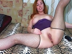 Babe, Big Boobs, Masturbation, Squirt, Webcam
