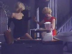 Blonde, Lesbian, Pornstar, Vintage