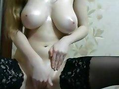 Amateur, Stockings, Webcam
