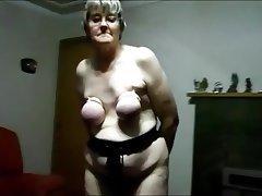 Amateur, BDSM, Granny