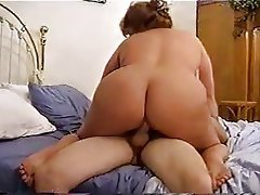 BBW, Big Boobs, Mature