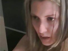 BDSM, British, Femdom, Blonde, Lesbian
