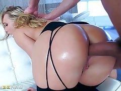 Anal, Ass Licking, Big Boobs, Big Butts