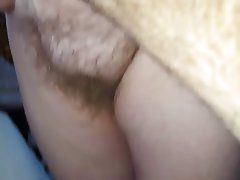 BBW, Big Boobs, Big Nipples, Handjob, Wife
