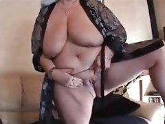 BBW, Mature, Big Boobs, Granny, Big Butts
