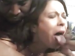 Creampie, Double Penetration, Gangbang, Interracial, Mature