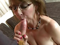 Stockings, Granny, Mature, MILF, Old and Young