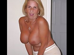 Mature, Big Boobs, MILF, Granny