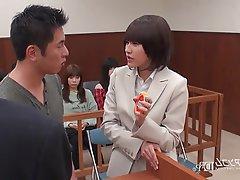 Asian, Blowjob, Group Sex, Japanese