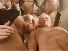 Anal, Double Penetration, Gangbang, Group Sex
