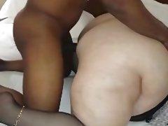 Amateur, BBW, Creampie, Cuckold, Interracial