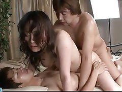 Anal, Asian, Group Sex, Japanese