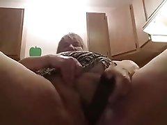 BBW, Big Butts, Masturbation