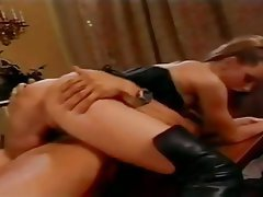 Anal, Group Sex, Stockings, Double Penetration, Lingerie