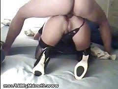Anal, Mature, Mature, MILF, Stockings