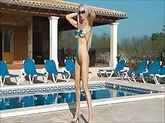 Bikini, Mature, Outdoor, Softcore