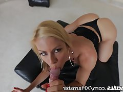 Big Boobs, Blowjob, Cumshot, Facial, MILF