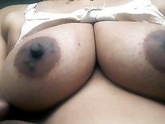 Big Boobs, Big Nipples, Indian, Desi, Beauty