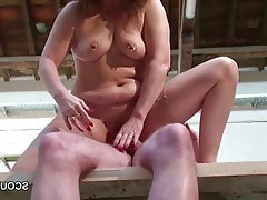 German, Hardcore, Mature, MILF, Stockings