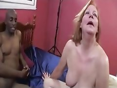 Big Boobs, Big Cock, Cumshot, Granny