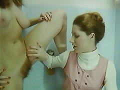 German, Hairy, Lesbian, Masturbation, Vintage