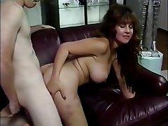 Brunette, Cumshot, Hairy, Hardcore