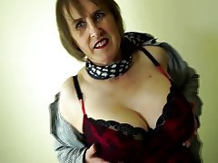 Big Boobs, Granny, Mature, MILF, Hairy