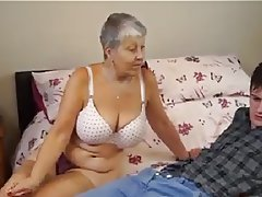 Big Cock, Granny, Mature, Old and Young