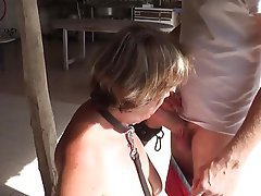 BDSM, Cum in mouth, Cumshot, Mature
